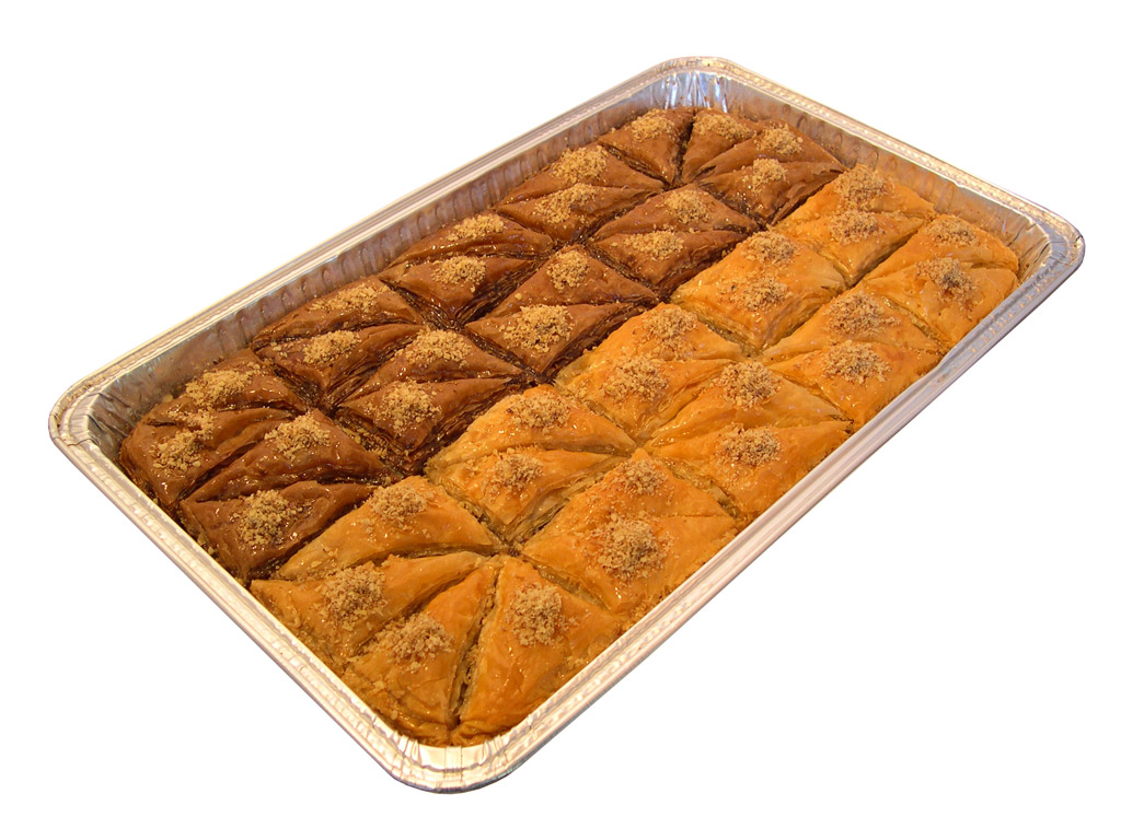 baklava havuc mix